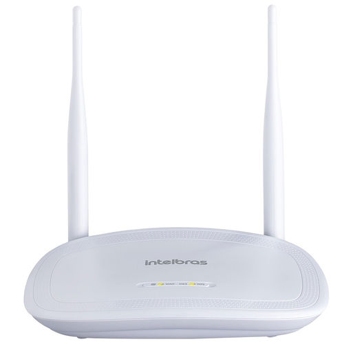 Roteador Wireless Intelbras Iwr-3000n 300 Mbps, Branco