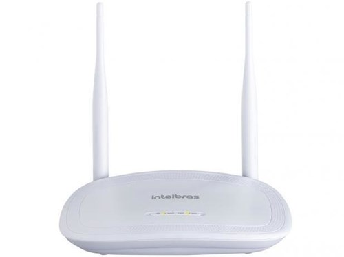 Roteador Wireless Intelbras Iwr 3000N 300Mbps - 4750037