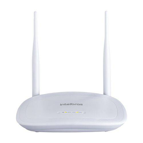 Roteador Wireless Iwr 3000n 300mbps Intelbras