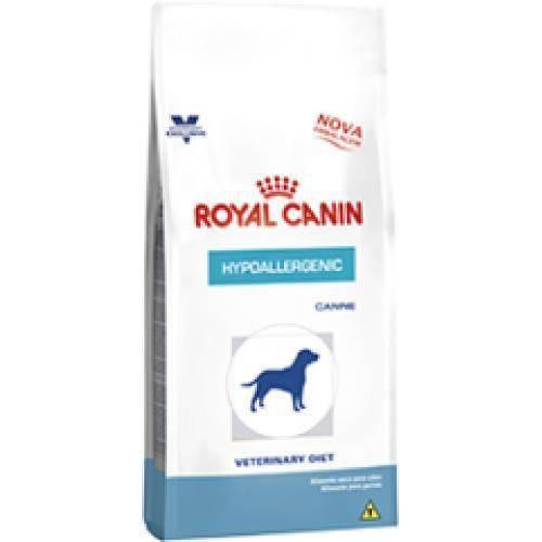 Tudo sobre 'Royal Canin Hipoallergenic Canine 10kg'