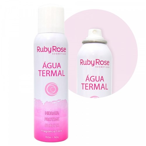 Ruby Rose Água Termal 150 Ml