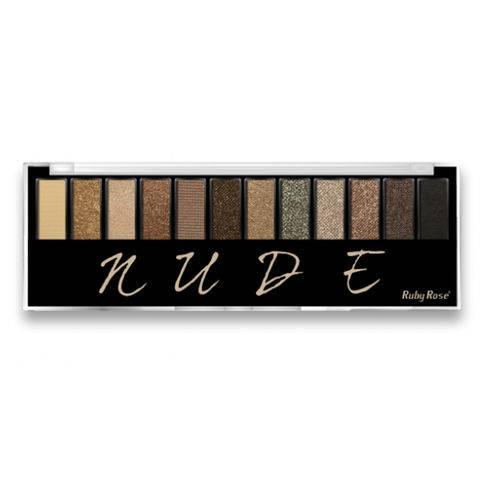 Ruby Rose Kit de Sombras Nude HB 9911