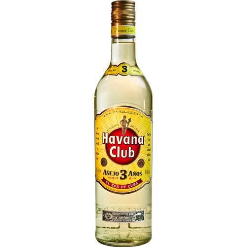 Tudo sobre 'Rum Havana Club 3 Anos'