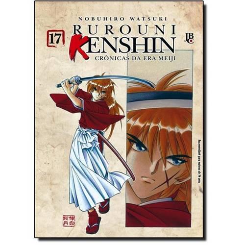 Tudo sobre 'Rurouni Kenshin - Vol.17'