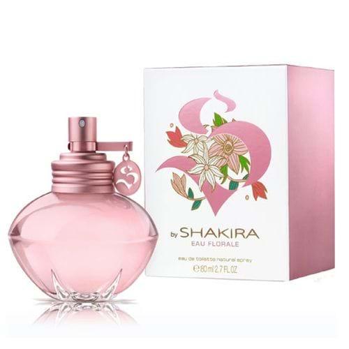 S By Shakira Eau Florale Eau de Toilette Feminino 30 Ml