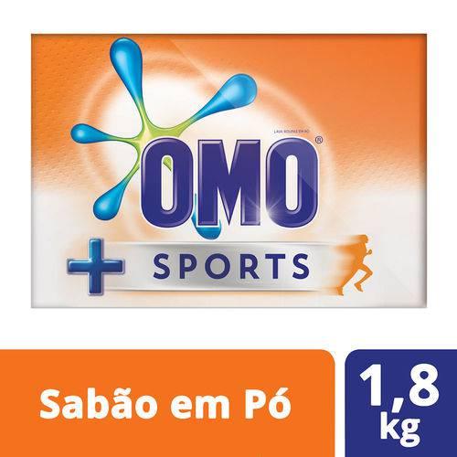 Tudo sobre 'Sabão em Pó Omo Sports 1,8kg'