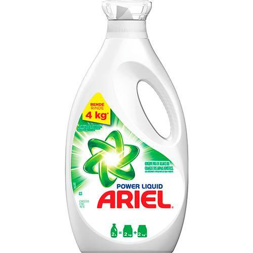Tudo sobre 'Sabão Líquido Ariel Power Liquido 2 Litros'