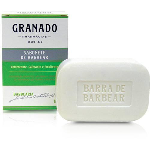 Tudo sobre 'Sabonete de Barbear 80g - Granado'
