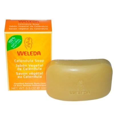 Sabonete de Calêndula Weleda - Sabonete Vegetal 100g