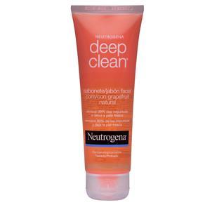 Sabonete Facial Neutrogena Deep Clean Grapefruit – 150 G