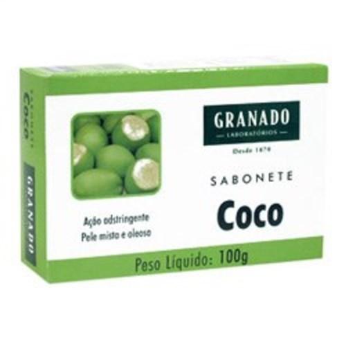 Tudo sobre 'Sabonete Granado Coco 90g'