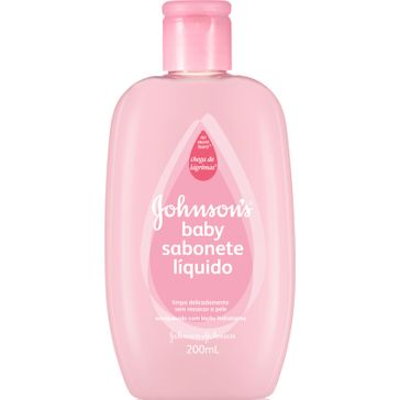 Sabonete Johnson Baby Hidratante 200ml
