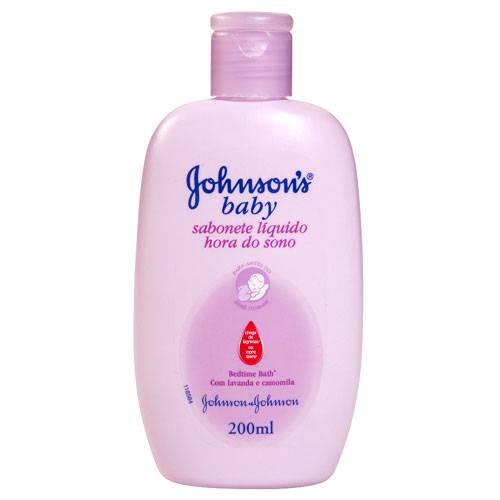 Tudo sobre 'Sabonete Líquido Johnson'