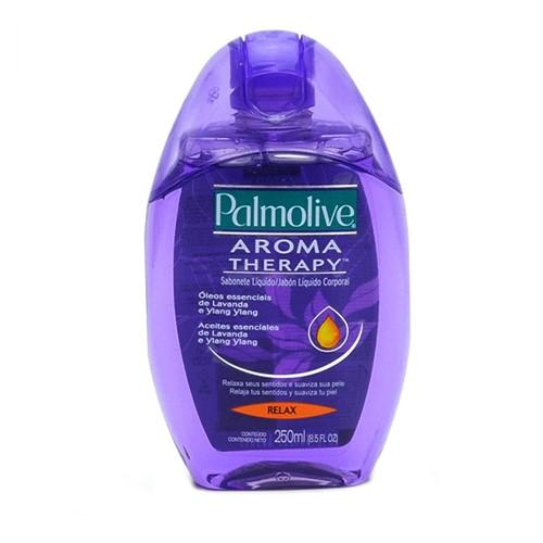 Tudo sobre 'Sabonete Líquido Palmolive Aroma Therapy Relax com 250ml'