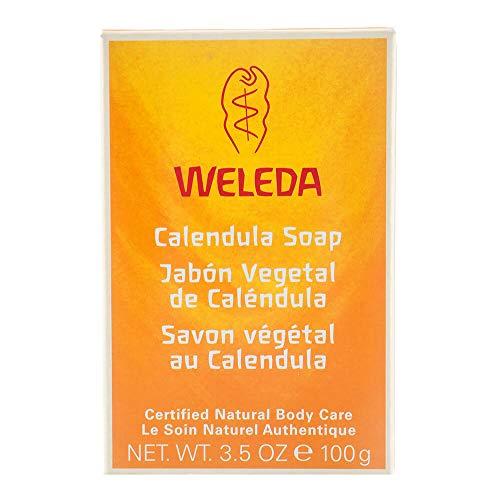 Sabonete Vegetal Natural de Calêndula 100g - Weleda
