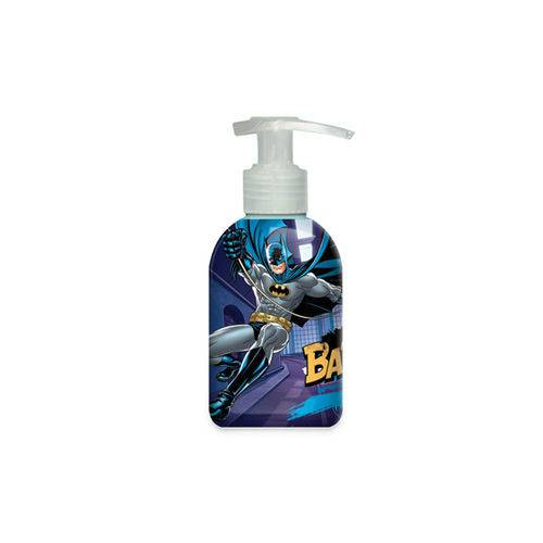 Saboneteira Porta Sabonete Liquido Batman 300ml