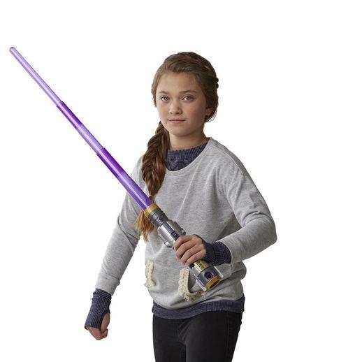 Tudo sobre 'Sabre de Luz Eletrônico Star Wars Feature - Hasbro'