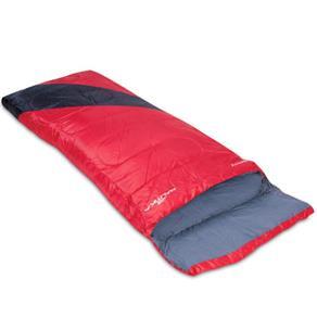 Saco de Dormir Liberty 4ºc a 10º C Vermelho Nautika