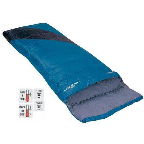Saco de Dormir Liberty Azul e Preto - Nautika