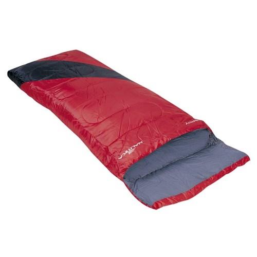 Saco de Dormir Liberty Ntk Preto e Vermelho