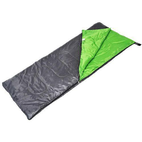 Tudo sobre 'Saco de Dormir Mormaii Fun Cinza e Verde'