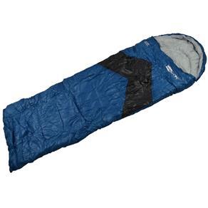 Saco de Dormir Nautika Viper Preto e Azul