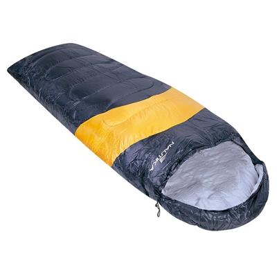Saco de Dormir NTK Viper 5ºc a 12ºc - Preto e Laranja