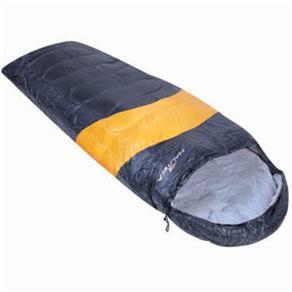 Saco para Dormir Viper Nautika Laranja - Preto