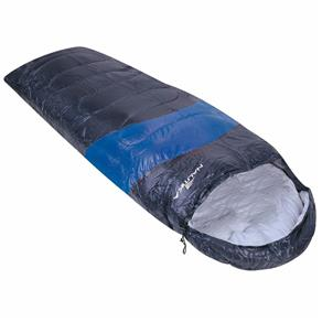 Saco de Dormir Viper Nautika Azul e Preto - 230100-Az-Pr