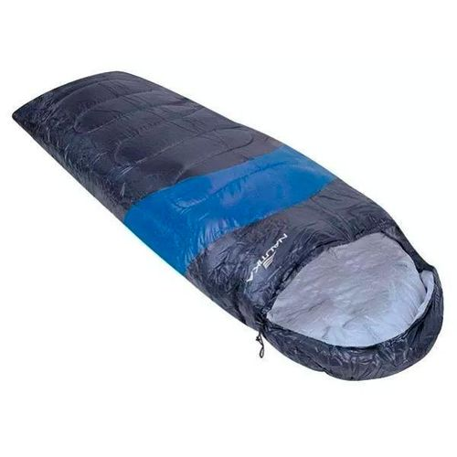 Saco Dormir Viper 5ºc a 12ºc Preto com Azul Nautika