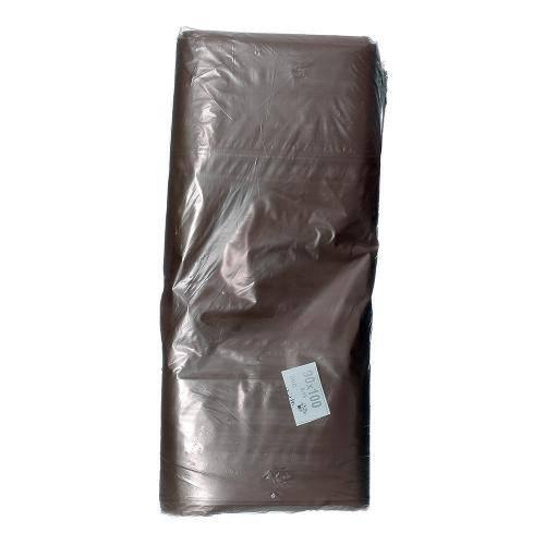 Tudo sobre 'Saco para Lixo com Capacidade de 100 Litros Marrom com Reforço Fardo com 5kg Marqplas'