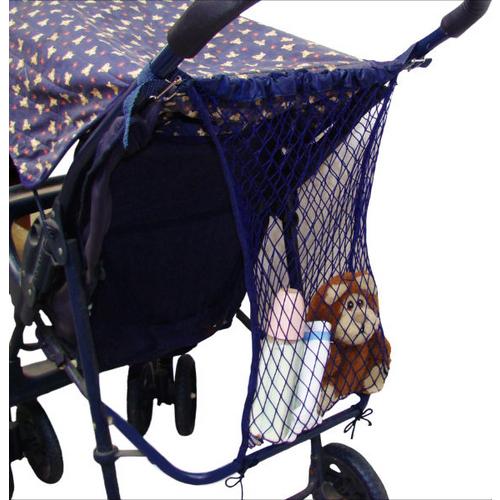 Sacola de Rede para Carrinho de Bebe