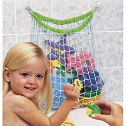 Tudo sobre 'Sacola P/ Brinquedo no Banho - SAFETY 1ST'