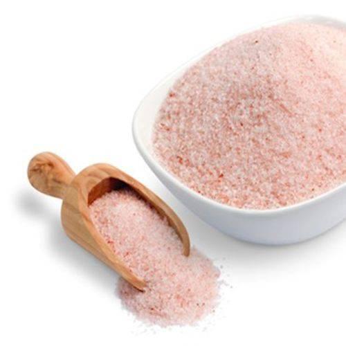 Tudo sobre 'Sal Rosa do Himalaia Fino ( Granel 100g )'