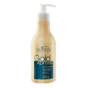 Salvatore Shampoo Gold Xpress 300 ML