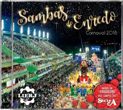 Tudo sobre 'Sambas de Enredo 2018 - Série a - Rj'