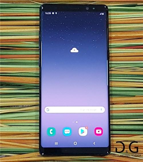 Samsung Galaxy Note 8 128Gb Preto (Seminovo)