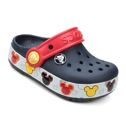 Tudo sobre 'Sandália Crocs Infantil Disney Mickey'