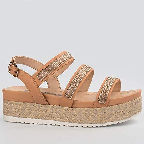 Sandália Dakota Flatform
