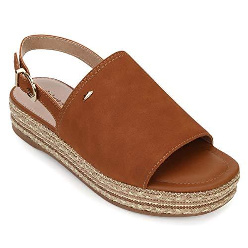Sandália Flatform Dakota Dt18-z3772