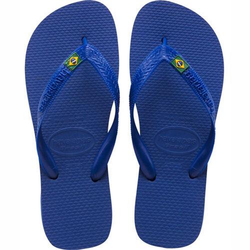 Sandália Havaianas Brasil 1 Par Azul Naval 35/36