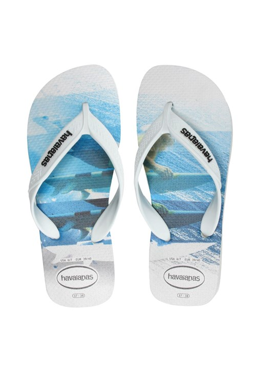Sandália Havaianas Surf Branca
