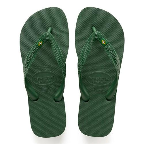Sandálias Havaianas Brasil Verde