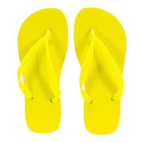 Tudo sobre 'Sandálias Havaianas Top Amarela Neon Tamanho 37/38 com 1 Par'