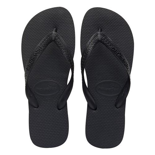 Sandálias Havaianas Top Preto Tamanho 35/36 com 1 Par
