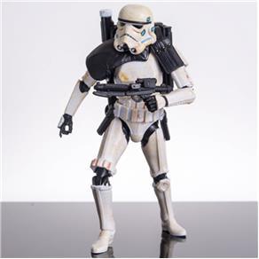 Sandtrooper - Action Figure Black Series Star Wars - Hasbro