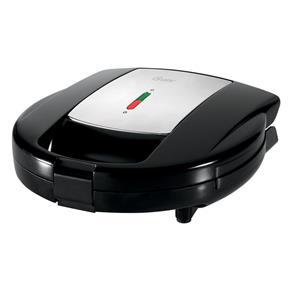 Sanduicheira Waffle Chrome Oster - 110V