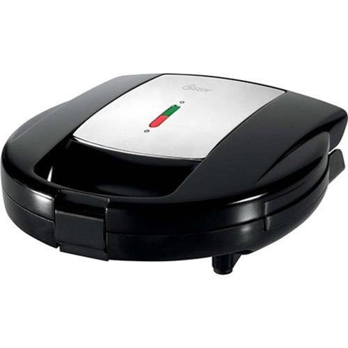 Sanduicheira Waffle Maker com Placas Destacável - 110v - Oster