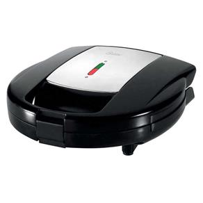 Sanduicheira Waffle Oster Chrome - 110V