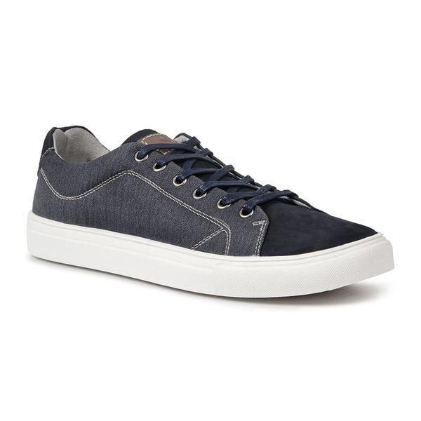 Sapatênis Casual Masculino Alidon Marinho - Roed Shoes